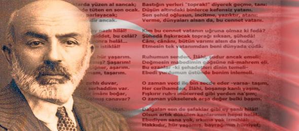 Genel Başkan Önder Kahveci İstiklal Marşı'nın Kabul Edilişinin 98. Yıldönümü nedeniyle basın açıklaması yaptı.