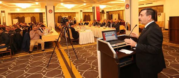 Genel Başkanımız Önder Kahveci ve Genel Başkan Yardımcılarımız Ümit Turhan, Kenan Karaçam, Hamza Olgun ve Mustafa Köse sendikal çalışmalar kapsamında Niğde'yi ziyaret ettiler.
