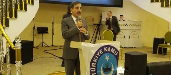 Türkiye Kamu-Sen Kırıkkale Teşkilat Buluşması Gerçekleştirildi