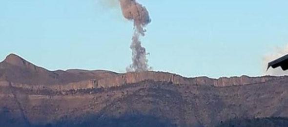 Hakkari'nin Şemdinli ilçesindeki üs bölgesinde arızalı mühimmatın patlaması sonucu 7 askerimiz şehit olurken 25 askerimiz ise yaralandı.