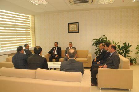 Genel Başkanımız Önder Kahveci, Genel Başkan Yardımcılarımız Mustafa Genç, Hasan Şirin, Abdurrahman Uysal ve Ümit Turhan ile birlikte Balıkesir'i ziyaret ettiler.