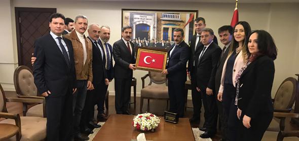 Genel Başkanımız Samsun'da