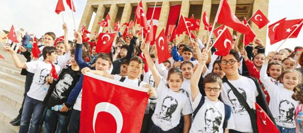 Türkiye Kamu-Sen Genel Başkanı Önder Kahveci 23 Nisan Ulusal Egemenlik ve Çocuk Bayramı münasebetiyle bir kutlama mesajı yayınladı.