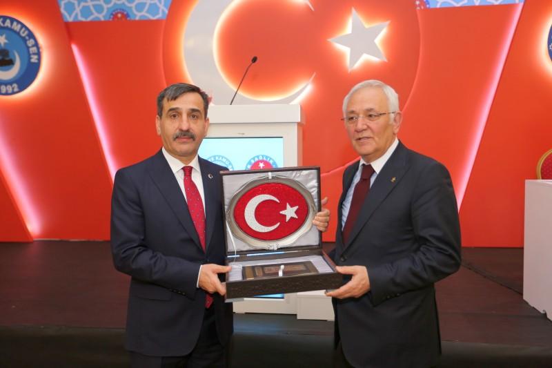 Sendikamızın 6. Olağan Genel Kurulu 17-18 Şubat 2018 tarihleri arasında Ankara'da gerçekleştirildi.