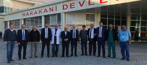 Genel Başkan Yardımcılarımız Kenan Karaçam, Hamza Olgun, Mustafa Köse ve Mustafa Yiğit sendikal çalışmalar kapsamında Kars'ı ziyaret ettiler.