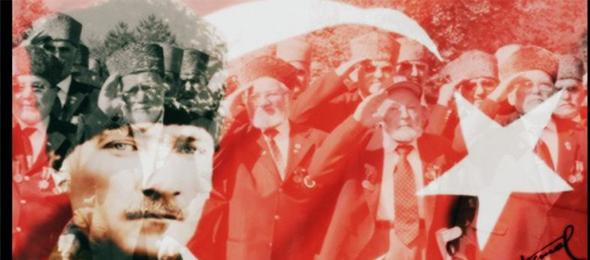 Türkiye Kamu-Sen Genel Başkanı Önder Kahveci'nin, 19 Eylül Gaziler Günü nedeniyle aşağıdaki mesajdır