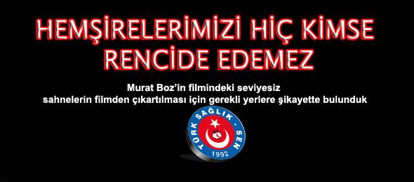 Murat Boz'un Filmi İle İlgili Kültür Bakanlığı'na Başvurduk.