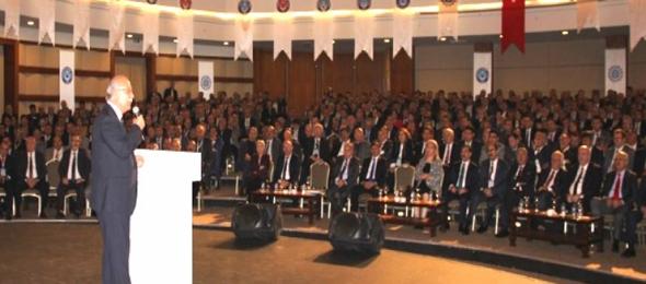 Türkiye Kamu-Sen Başkanlar Kurulu Toplantısı Sonuç Bildirgesi