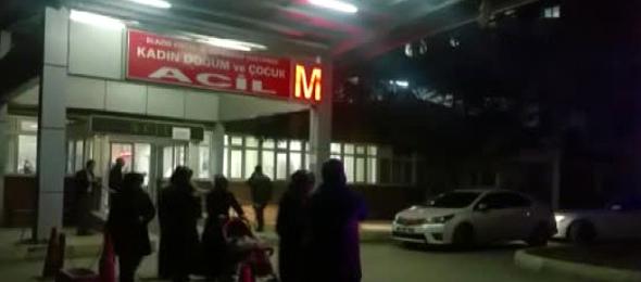 Hastanede Silahlı Saldırı: 1 Ölü, 2 Yaralı