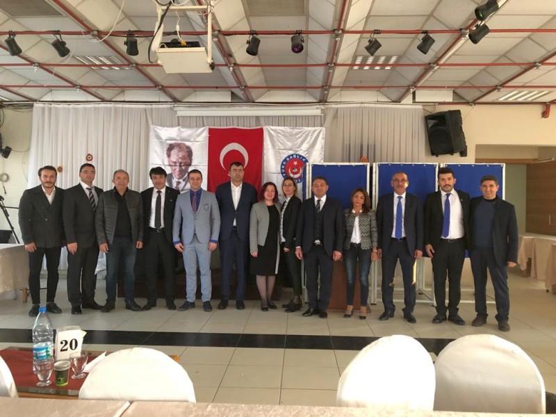 İzmir 1 Nolu Şubemizin Olağanüstü Genel Kurulu 22.12.2018 tarihinde gerçekleştirildi.