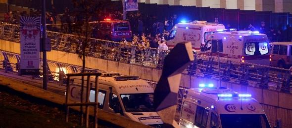 İstanbul'da Hain Terör Saldırısı
