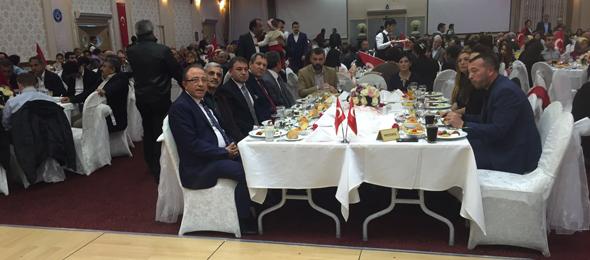 Adana'da Tıp Bayramında Çalışanlarla Bir Araya Geldik