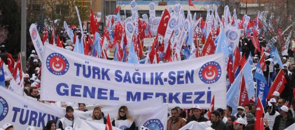 Türkiye Kamu Sen 1 Mayıs'ı Adana'da Kutlayacak