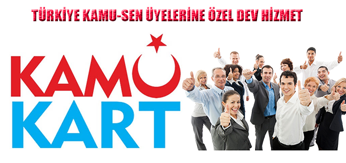 Türkiye Kamu-Sen üyelerine özel indirimli alışveriş fırsatı