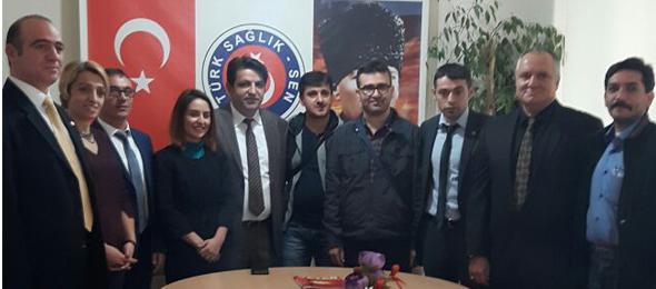 İstanbul-5 Nolu Şubemiz 3. Olağan Genel Kurulunu Gerçekleştirdi