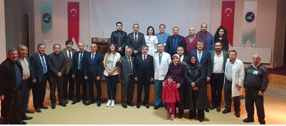 Van'da gerçekleştirilen Türkiye Kamu-Sen Bölge İstişare Toplantısının ardından Genel Başkanımız Önder Kahveci ve Genel Başkan Yardımcılarımız Sağlık kurumlarını ziyaret ederek üyelerimiz ve çalışanlarla bir araya geldiler.
