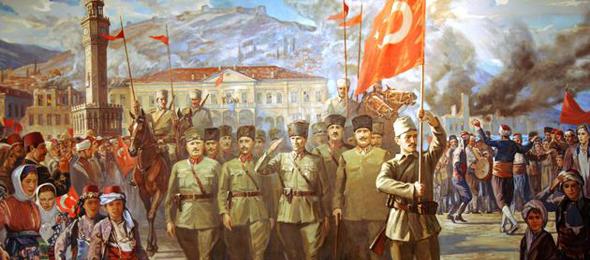 İzmir'in Düşman İşgalinden Kurtuluşunun 95. Yılı