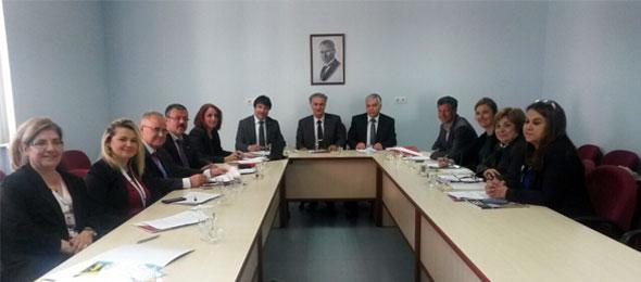 İzmir'de KİK Toplantısına Katıldık