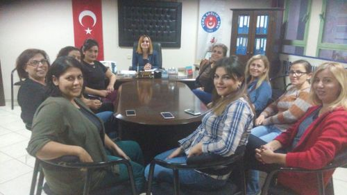 Kadın Kolları Komisyonu İstişare Toplantısı Düzenlendi