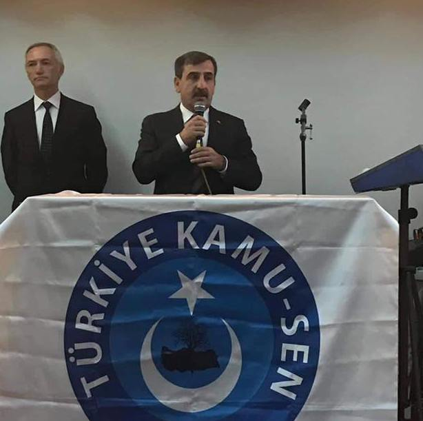 Türkiye Kamu-Sen'in Türkiye genelinde gerçekleştirdiği istişare toplantılarının sonuncusu Karabük'te yapıldı.