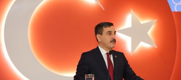 """Türkiye Kamu-Sen Genel Başkanı Önder Kahveci, ABD ile yaşanan krize ilişkin yaptığı değerlendirmede, """"Türkiye Cumhuriyeti, bağımsız bir hukuk devletidir"""" diyerek, """"Türkiye Cumhuriyeti, bundan önce defalarca olduğu gibi bugün de bir sömürge devleti olmadığını dost düşman herkese gösterecektir"""" dedi."""