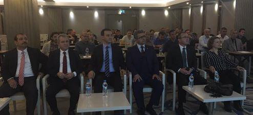 Genel Başkan Yardımcılarımız Abdurrahman Uysal, Yusuf Alan ve Mehmet Ali Çakal sendikal çalışmalar kapsamında Antalya'yı ziyaret etti.