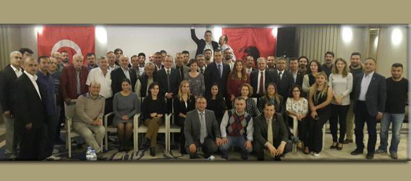 Antalya'da Teşkilatımızla Bir Araya Geldik