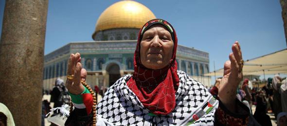 ABD'nin Kanlı Kudüs Planını Kınıyoruz