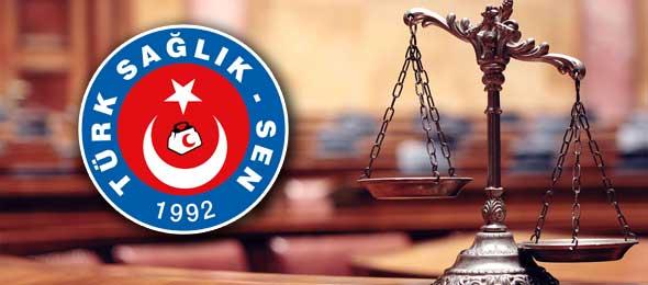 Mahkeme Üyemize Maaştan Para Kesme Cezasını İptal Etti