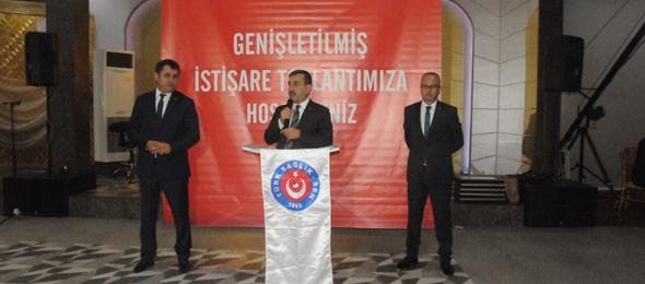 Genel Başkanımız Bursa'dan Seslendi: Kamu Çalışanları Hesap Sormalı