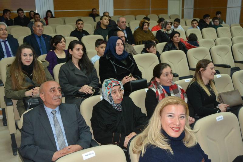 Ardahan İl Temsilciliğimizde 8 Mart Dünya Kadınlar Günü münasebetiyle toplantı düzenledik