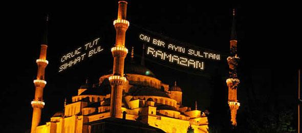 Ramazan Ayı Bereket, Huzur ve Esenlik Getirsin