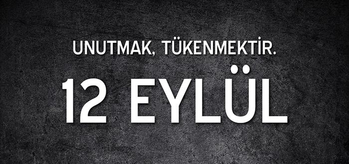 """12 Eylül darbesinin 39. yıl dönümüne ilişkin bir mesaj yayınlayan Genel Başkan Önder Kahveci, """"Tam bağımsız Türkiye hedefimizden asla sapmayacağız"""" dedi."""