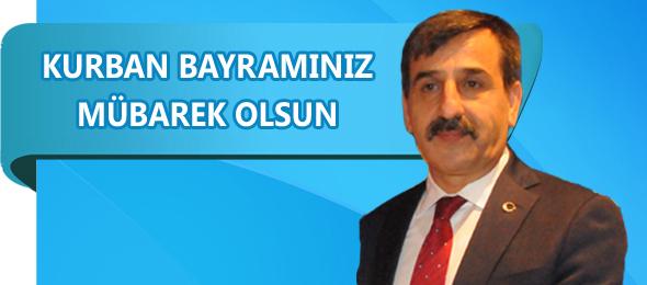 Genel Başkanımız Önder Kahveci'nin Bayram Mesajı