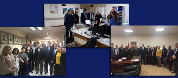 İzmir'de Üyelerimiz ve Teşkilatlarımızla Buluştuk