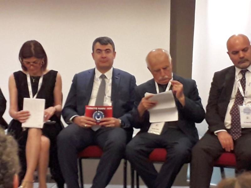 Türk Sağlık-Sen sorunlarla ilgili çözüm önerilerini her platformda dile getirmeye devam ediyor.