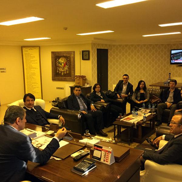 Genel Başkan Yardımcılarımız Mustafa Genç ve İsmail Türk Bartın ve Kastamonu'yu sendikal çalışmalar kapsamında ziyaret ederek teşkilatımız ve çalışanlarla bir araya geldiler.