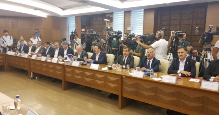 1 Ağustos tarihinde başlayan Toplu Sözleşme görüşmelerinde bugün dördüncü oturum gerçekleştirildi.
