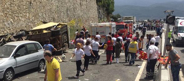 Muğla'da Facia: 24 Ölü, 11 Yaralı