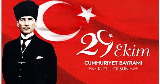 Türkiye Kamu-Sen ve Türk Sağlık-Sen Genel Başkanı Önder Kahveci, 29 Ekim Cumhuriyet Bayramı münasebetiyle bir mesaj yayınladı.