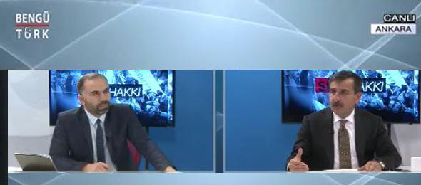 Genel Başkanımız Bu Akşam Bengütürk TV'de