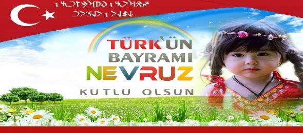 Genel Başkan Önder Kahveci, baharın müjdeleyicisi anlamına gelen Nevruz Bayramını kutlayarak,