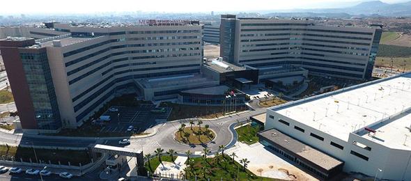 Türkiye'nin İlk Şehir Hastanesi Açıldı