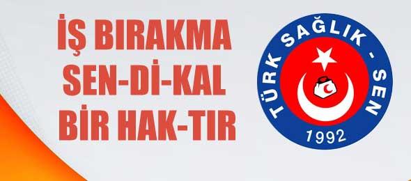 İŞ BIRAKMA SEN-Dİ-KAL BİR HAK-TIR