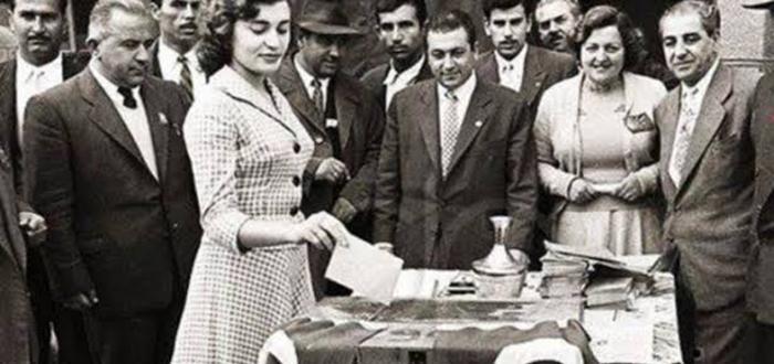 Genel Başkanımız Önder Kahveci, Türk Kadınına Seçme ve Seçilme hakkının verilişinin 85. yılında aşağıdaki mesajı yayınladı.