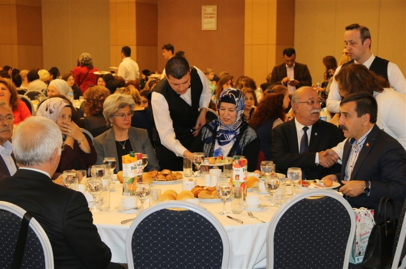 Türkiye Kamu-Sen Merkez Kadın Komisyonları toplantısı Ankara'da gerçekleştirildi.