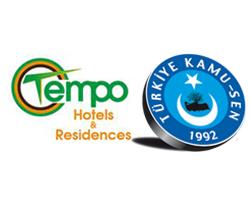 Tempo Hotels & Residences'dan Üyelerimize Özel İndirim