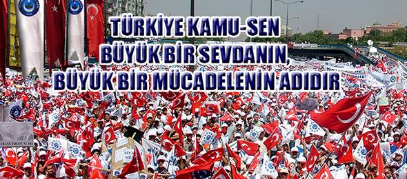 2019 yılı memur sendikaları üye sayısında Türkiye Kamu-Sen 19 bin farkla en fazla artış sağlayan Konfederasyon oldu.