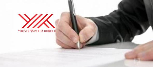 YÖK tarafından Sağlıkta lisans tamamlama duyurusu yayınlanarak başvuru ve tercih işlemleri başlatıldı.
