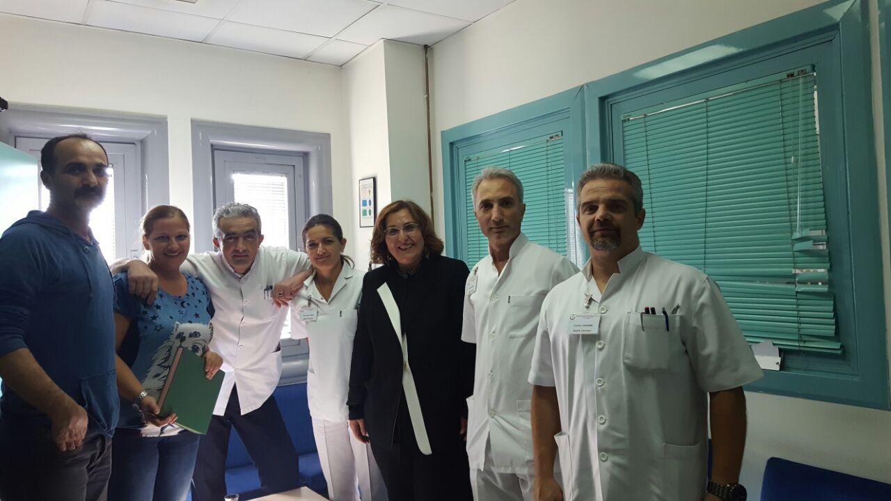 Sağlık Bakanlığına Devredilen Hastaneleri Ziyaret Ettik